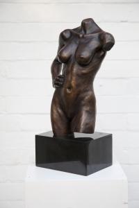 figurative female nude